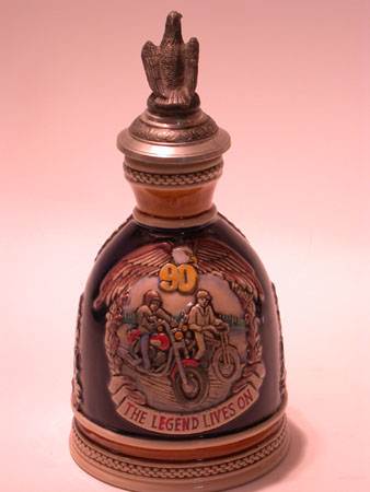 90th Anniversay Cermic Decanter