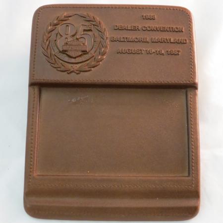 1988 85th Anniversary Dealer Pad Holder