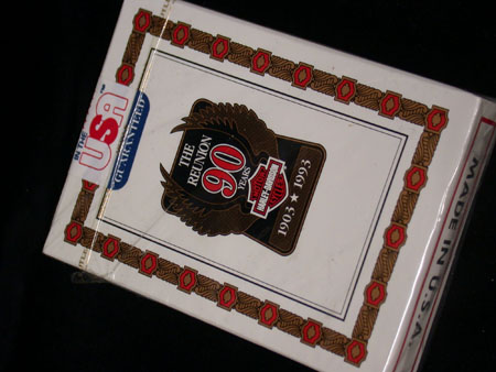 90th Anniversary Playing Cards #2