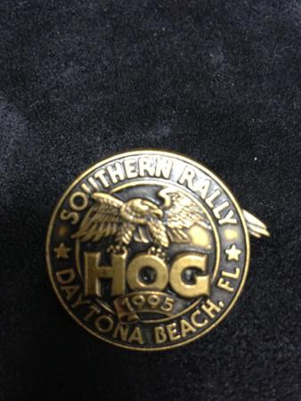 HOG Southern Rally Daytona Pin