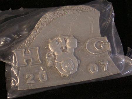 2007 HOG Dealer Pin