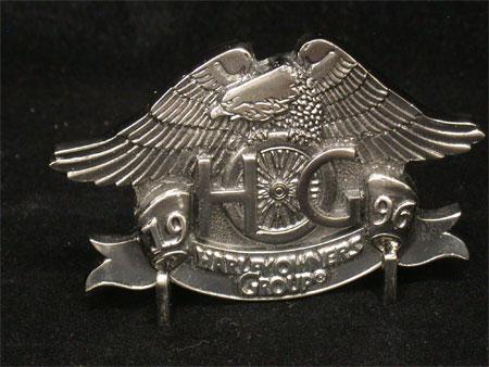 1997 Hog Appreciation  Medal Dealer Only