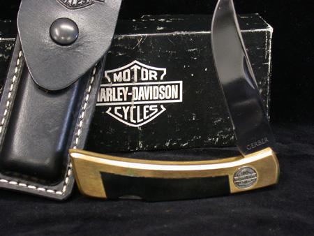Harley Davidson Gerber Folder/Sheath