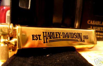 1990 HARLEY DAVIDSON CASABLANCA LIGHTER