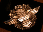 2000 Harley Owners Group Pewter Oranment