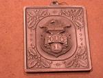 Harley Davidson Police ornament