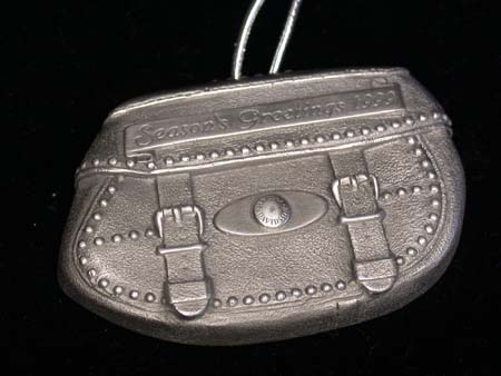 HD 1999 Dealer only Christmas Ornament