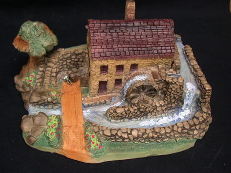 Hidden Valley Mill Porcelain Sculptures