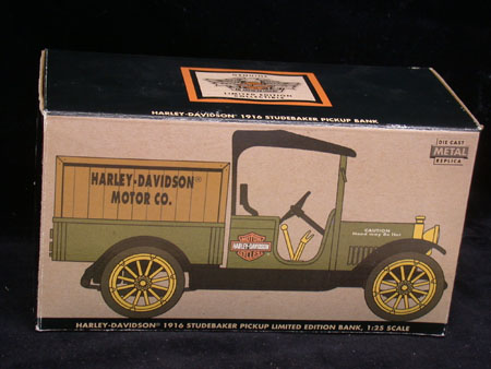1916 Studebaker Ford Bank