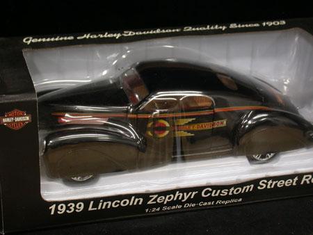 1939 Lincoln Zephyr Custom Street Rod