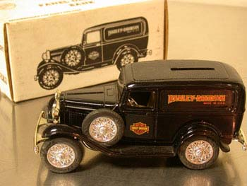 1932 panal DeliveryTruck Bank