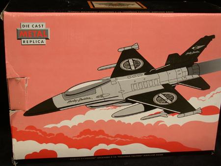 Lockheed F-16 bank