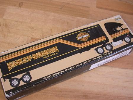 Harley Tractor Trailer Bank 99197-94V