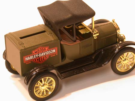 1918 FORD RUNABOUT BANK