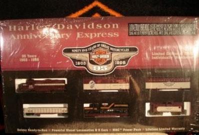 95th Anniversary Train set