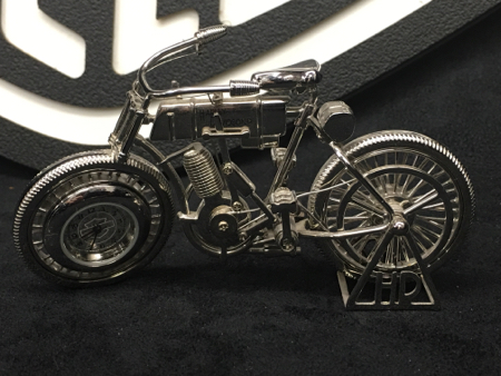Harley Davidson Mini 1903 Clock