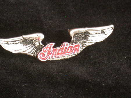 Indian Wings Pin