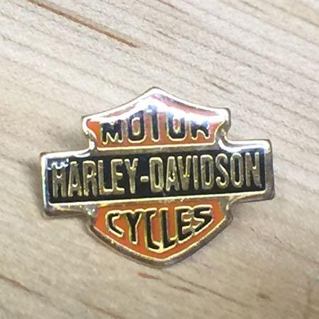 Harley Davidson Bar and Shield small Pin