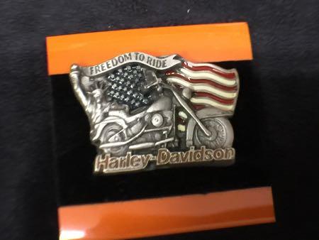 Harley Davidson Baron Pin 1992