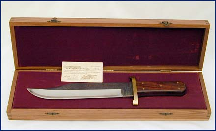 Limited Edition Bowie Knife