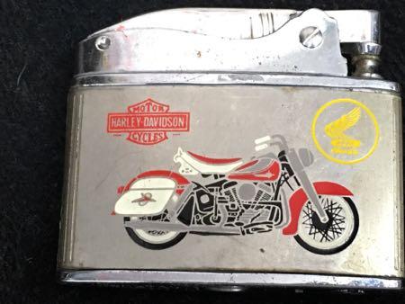 Harley Davidson Vintage Ohio Dealer Lighter