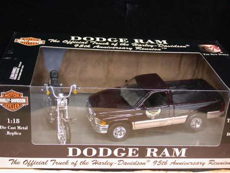 95th Anniversary Dodge Ram/Dyna wide Glide