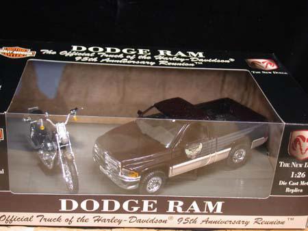 95th Anniversary Dodge Ram/Sportster 1200