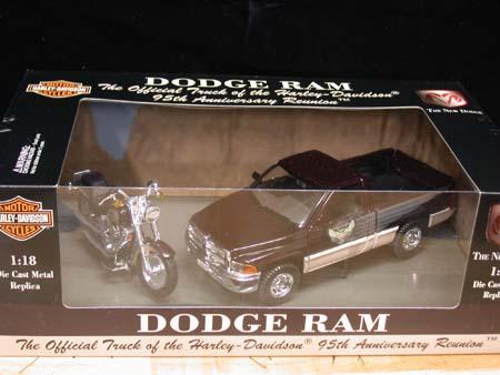 95th Anniversary Dodge Ram/Fatboy