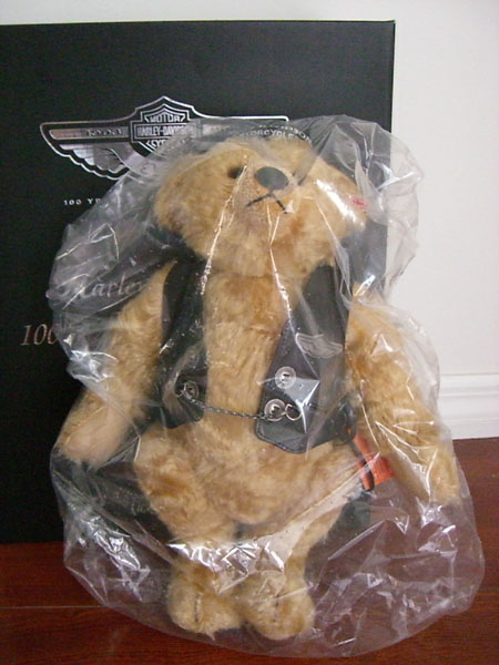 100th Anniversary Steiff Bear