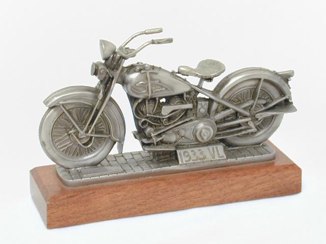 1933 VL Pewter Figurine