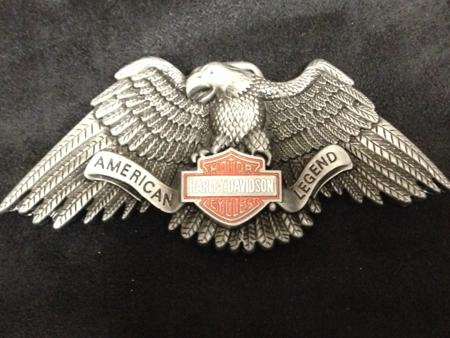 Harley-davidson Eagle Buckle