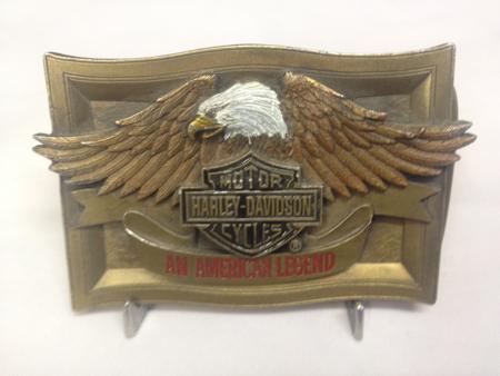 Harley Davidson American Legend Eagle  Buckle