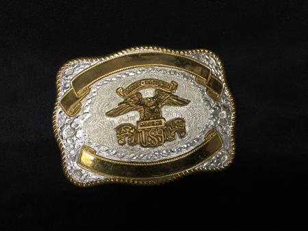 Harley Davidson  Crumrine Belt Buckle