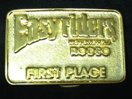 EasyRider Vintage Rodeo Buckle