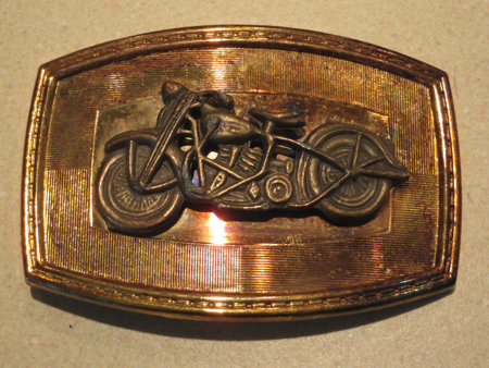 Vintage Knucklehead Buckle