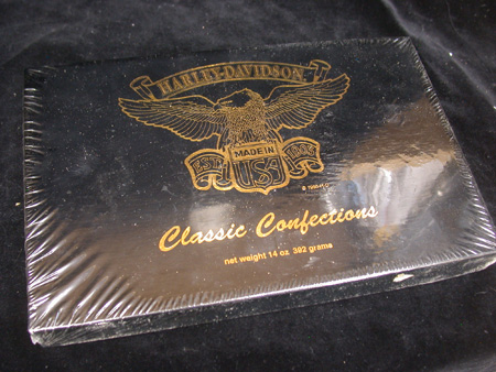 Harley Davidson Box of Candy 1995