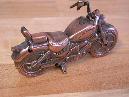Bike Butane lighter