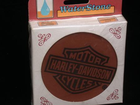 Harley Davidson Waterston Coasters