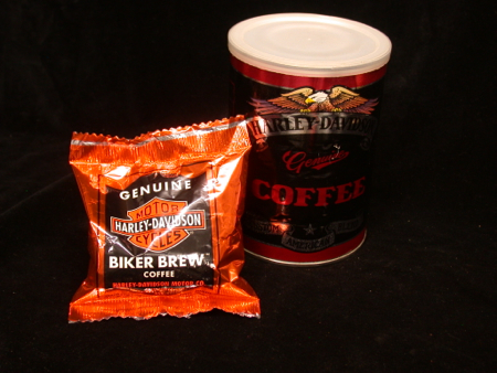 Harley Davidson Collectible Coffees