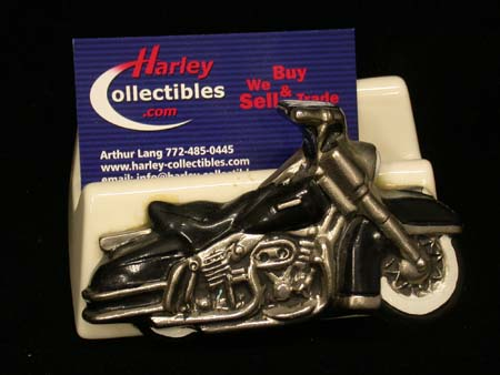 Motorcycle theme Business Card Holder 1994