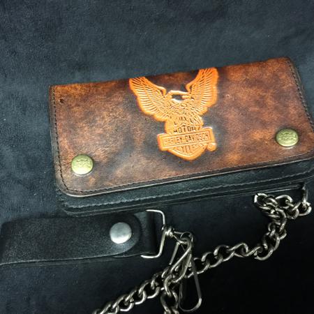 Harley Davidson Biker wallet