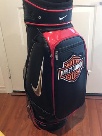 Harley Davidson Golf Bag (Nike)