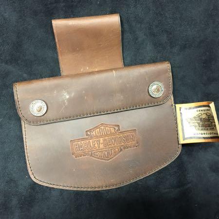 Harley Davidson Belt Wallet Pouch