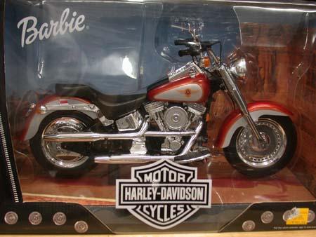 Mattel Fatboy Barbie Bike