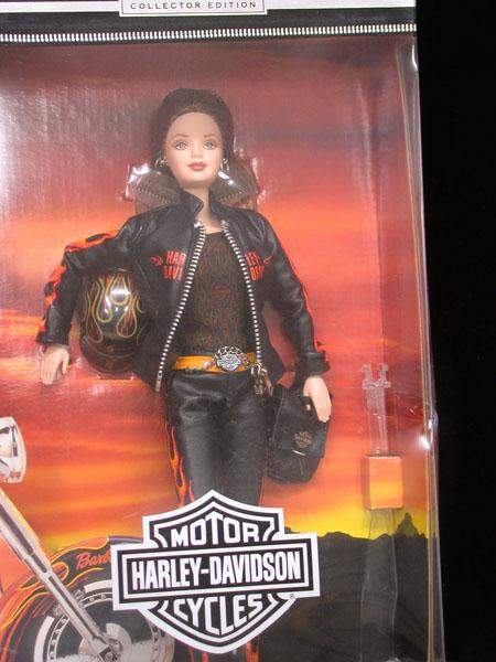 Barbie Harley Doll #5
