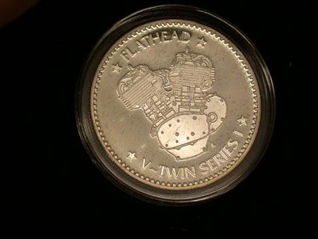 FLATHEAD  Coin V-Twin Series