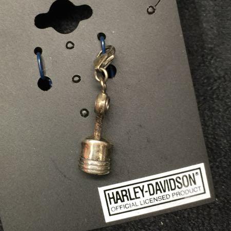 Harley Davidson Sterling MOD Charm