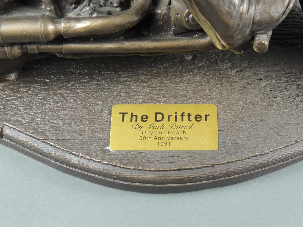 Drifter Fgurine- Mark Patrick Artist