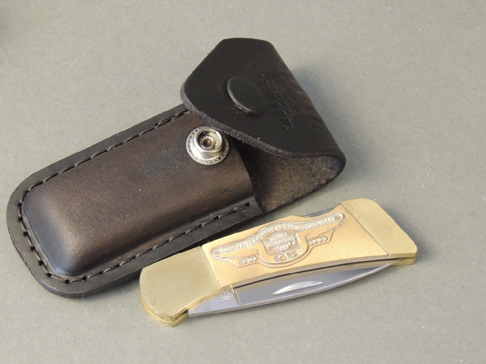 Harley Davidson 95th Anniversary Gerber Folding Knife