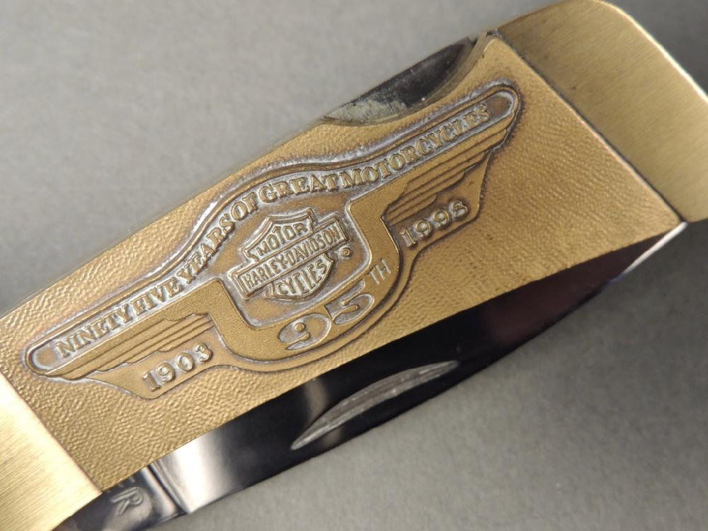 Harley Davidson 95th Anniversary Gerber Folding Knife